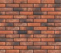 Плитка для фасада Loft brick CHILI 2044/2105 Strukturalna 245x65x8