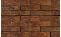 Плитка для фасада Montana USA 9638 Strukturalna 245 x 65 x 6,5