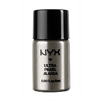 NYX LP05 Loose Pearl Powder Charcoal - Рассыпчатые тени для век, 5 мл