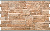 Плитка для фасада Stone CANELLA GINGER 7504 Strukturalna 490x300x10