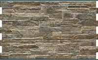 Плитка для фасада Stone NIGELLA DARK 6859 Strukturalna 490x300x10