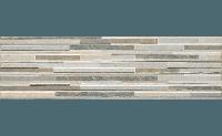 Плитка для фасада Stone ZEBRINA FOREST 6514 Strukturalna 600x175x9