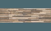 Плитка для фасада Stone ZEBRINA WOOD 6491 Strukturalna 600x175x9