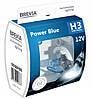"""Автомобильные галогенные лампы """"Brevia"""" (H3)(Power Blue)(+20%)(4200K)(12V)(55W)"""