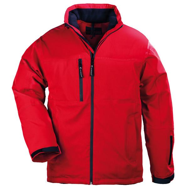 Куртка на молнии утепленная дышащая красная Yang Winter. Размеры L, XL - ТОВ УкрЗІЗпостач в Киеве