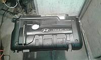 Пластик мотора    Hyundai Tucson 2.0 2006 -2008 автозапчасти б/у