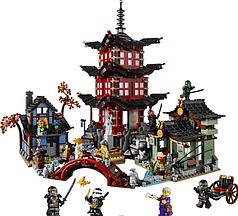 Конструктор Ninja Ниндзя Храм Аэроджитсу 79247, 2028 деталей