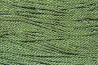 Канат декоративный 3мм (т) (50м) т.салат , фото 1