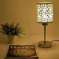 Лампа настольная Лютик