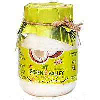 Масло из кокоса 250 мл в стеклянной банке кокосовое масло