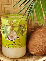 Масло из кокоса 300 мл в стеклянной банке кокосовое масло