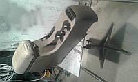 Подлокотник -консоль-    Hyundai Tucson 2.0 2006 -2008 автозапчасти б/у