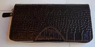 Кожаный клатч мужской ручной m012  (Барсетка, Ручная работа)