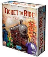 Билет на поезд Америка (рус) (Ticket to ride (rus)) настольная игра