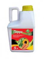 Гербицид грунтовый Перун (Гезагард 500, Селефит) прометрин 500 г/л, для подсолнечника, картошки, моркови, сои