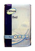 Пеленки TENA Bed Plus (60х60 см) – 30 шт.