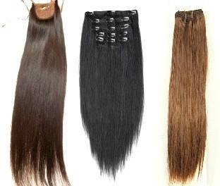 Изготовление изделий из волос