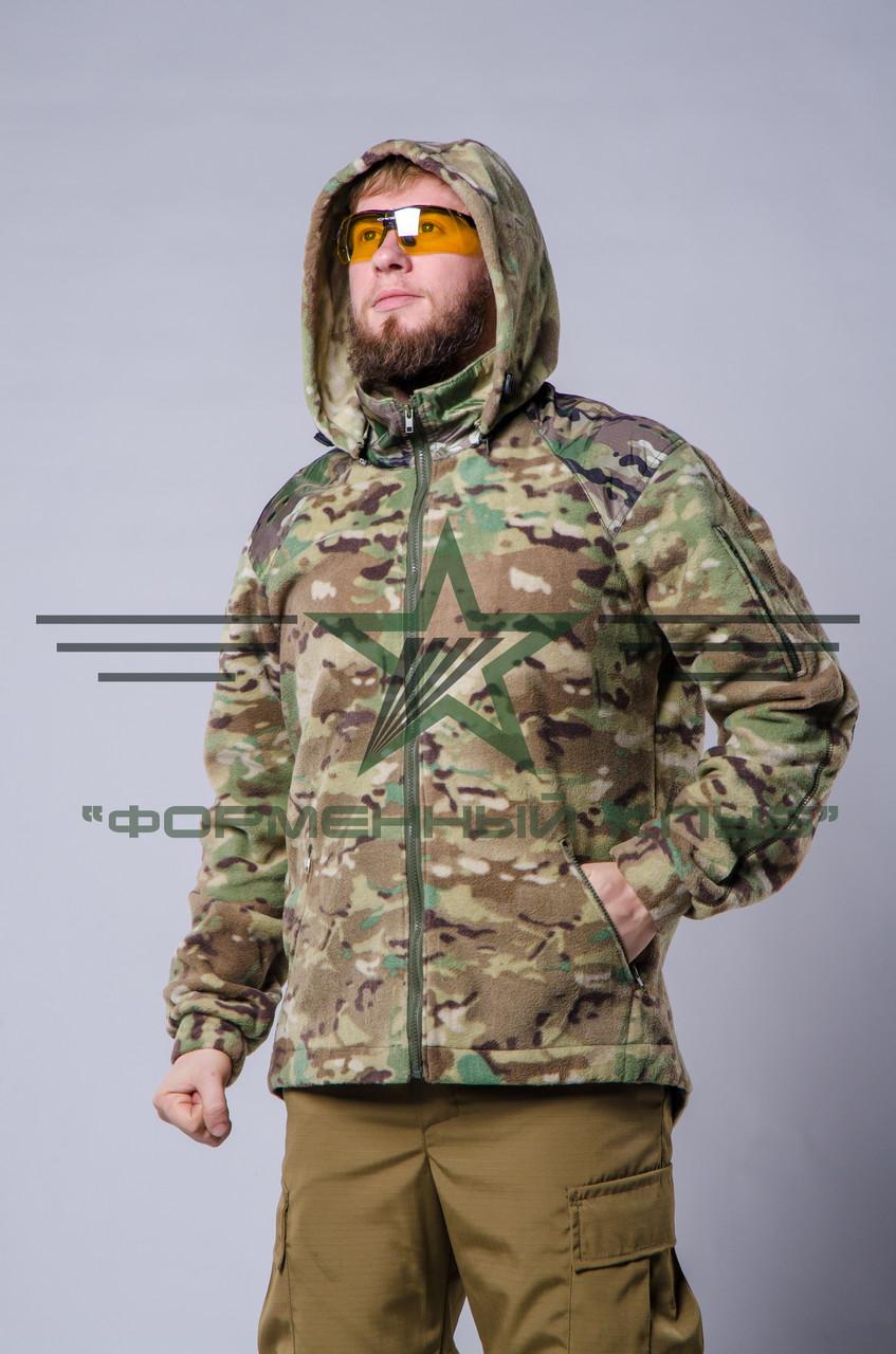 Кофта (куртка) мультикам флис