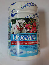 DogMix(витамины для зубов,костей и суставов собак)100таб.
