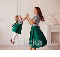 Платьев набор мама и дочка