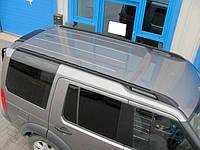 Рейлинги Land Rover Discovery 4 Оригинальная модель
