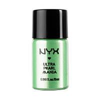 NYX LP30 Loose Pearl Powder Jade Pearl - Рассыпчатые тени для век, 5 мл