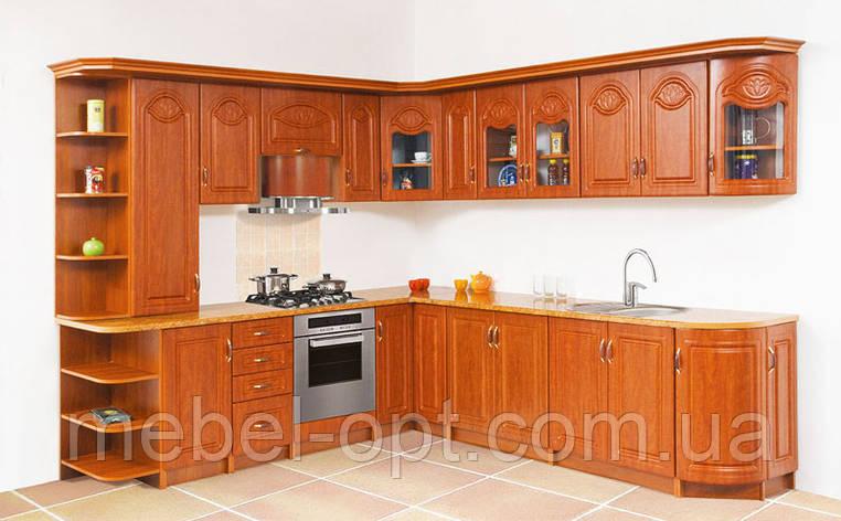 Недорогая кухонная мебель Тюльпан, выбор элементов кухни самостоятельный, фото 2