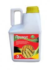 Гербицид Примус (Прима, Элегант) 2,4-Д, 452,42 г/л + флорасулам 6,3 г/л, для пшеници, ячменя, кукурузы, фото 2