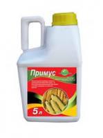 Гербицид Примус (Прима, Элегант) 2,4-Д, 452,42 г/л + флорасулам 6,3 г/л, для пшеници, ячменя, кукурузы