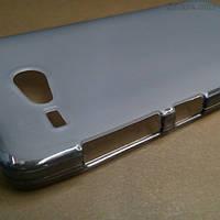 Силиконовый чехол для Acer Liquid Z520 (серый)