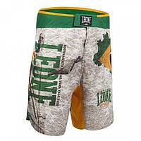 Шорты MMA Leone Brazil White