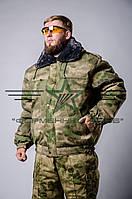 Куртка камуфляжная зимняя A-Tacs FG, фото 1