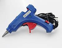Клеевой пистолет 0,7мм синий
