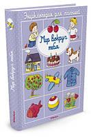 Мир вокруг тебя. Энциклопедия для малышей. Автор: Эмили Бомон.