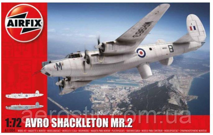 AVRO SHACKLETON Mr.2 1/72 AIRFIX 11004