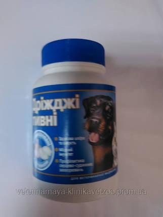 Пивные дрожди для кошек и собак.150таб., фото 2