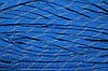 Шнур плоский 10мм (100м) василек+св.серый