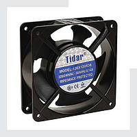 Вентилятор 120х120х38 для электротехнических шкафов, сварочных аппаратов, трансформаторов, серверных шкафов