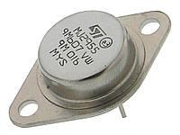 Биполярный транзистор MJ2955 PNP -100(70)V -15A TO3