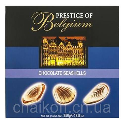 Шоколадные конфеты Prestige of Belgium ракушки (250г)
