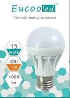 Светодиодная лампа EUСOOLED 15W Е27 6400К