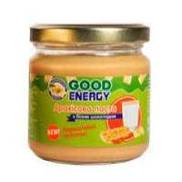 Арахисовая паста Crunch + клубника, 180 г.