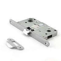 Защелка под ручку и фиксатор для межкомнатных дверей Apecs 5300-WC-CR (хром)