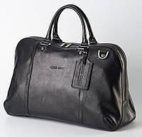 Дорожная  сумка  из натуральной кожи   FC 818