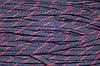 Шнур плоский 10мм (100м) т.синий+красный