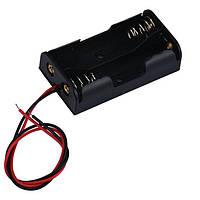 Контейнер для зарядки аккумуляторов 2 х АА