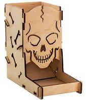 Башня для бросания кубиков Череп  (Dicetower Skull)