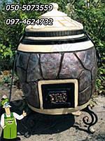 Восточная керамическая печь, тандыр исполнение 11 (101 см.)
