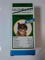 Кальций-мультивит(витамины для кошек и собак)30таб.