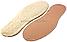 Стельки для обуви Овчина на кожкартоне 45 размер, фото 4